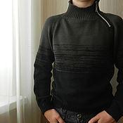 Одежда ручной работы. Ярмарка Мастеров - ручная работа Пуловер Для подростка. Handmade.