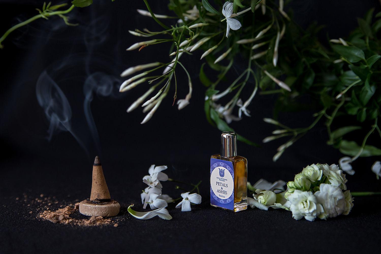 Petals&Ashes Натуральные духи, Духи, Москва,  Фото №1