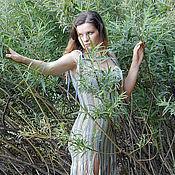 """Одежда ручной работы. Ярмарка Мастеров - ручная работа Платье """"Дриада"""" авторское. Handmade."""