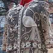 """Одежда ручной работы. Ярмарка Мастеров - ручная работа Жакет """" Сказочная птица """". Handmade."""