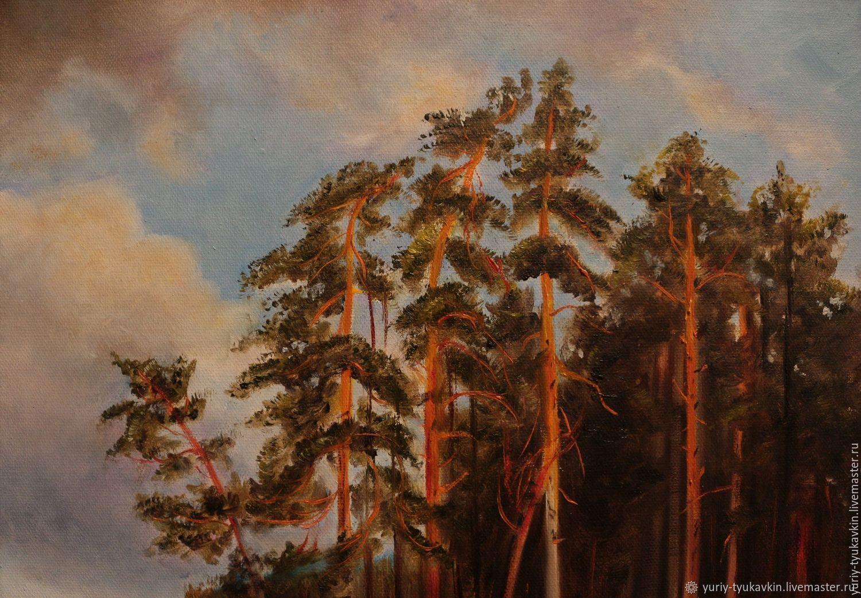 раздел третьяковская галерея картины фото одинокие сосны если получилось