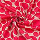 Шитье ручной работы. Шелковый креп ГОРОХИ розово-коралловый MSGM. Итальянские ткани от  МОДНЫХ ВМЕСТЕ. Ярмарка Мастеров.