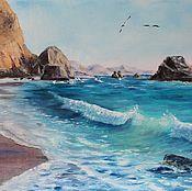 Скалистое побережье