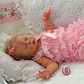 Куклы и игрушки ручной работы. Ярмарка Мастеров - ручная работа Авторская силиконовая кукла Анна. Handmade.