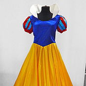 Одежда handmade. Livemaster - original item Snow White. Scenic suit/Cosplay/Carnival costume. Handmade.