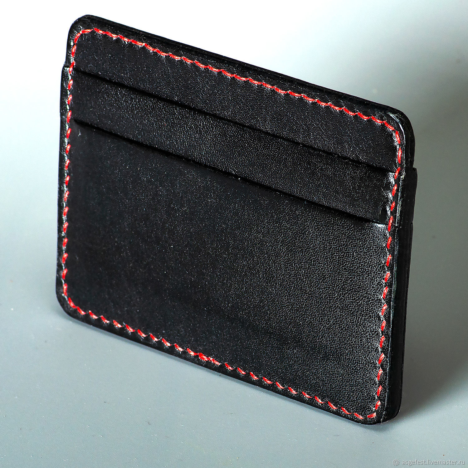 Cardholders of genuine leather, Cardholder, Moscow,  Фото №1