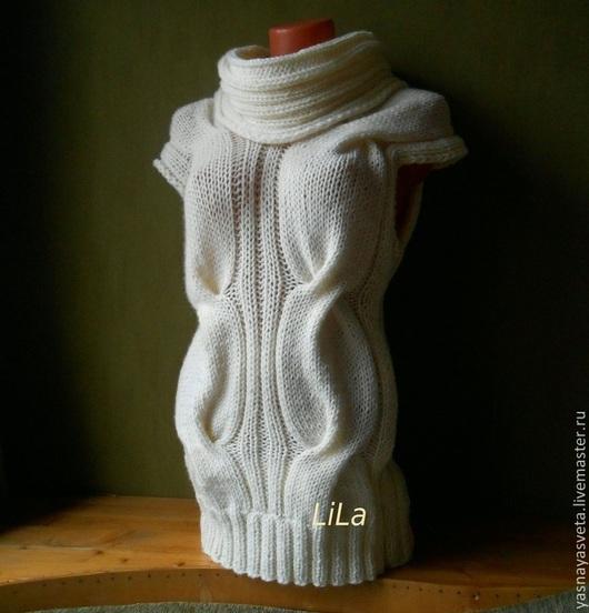 Кофты и свитера ручной работы. Ярмарка Мастеров - ручная работа. Купить Свитер женский Амфора. Handmade. Свитер женский