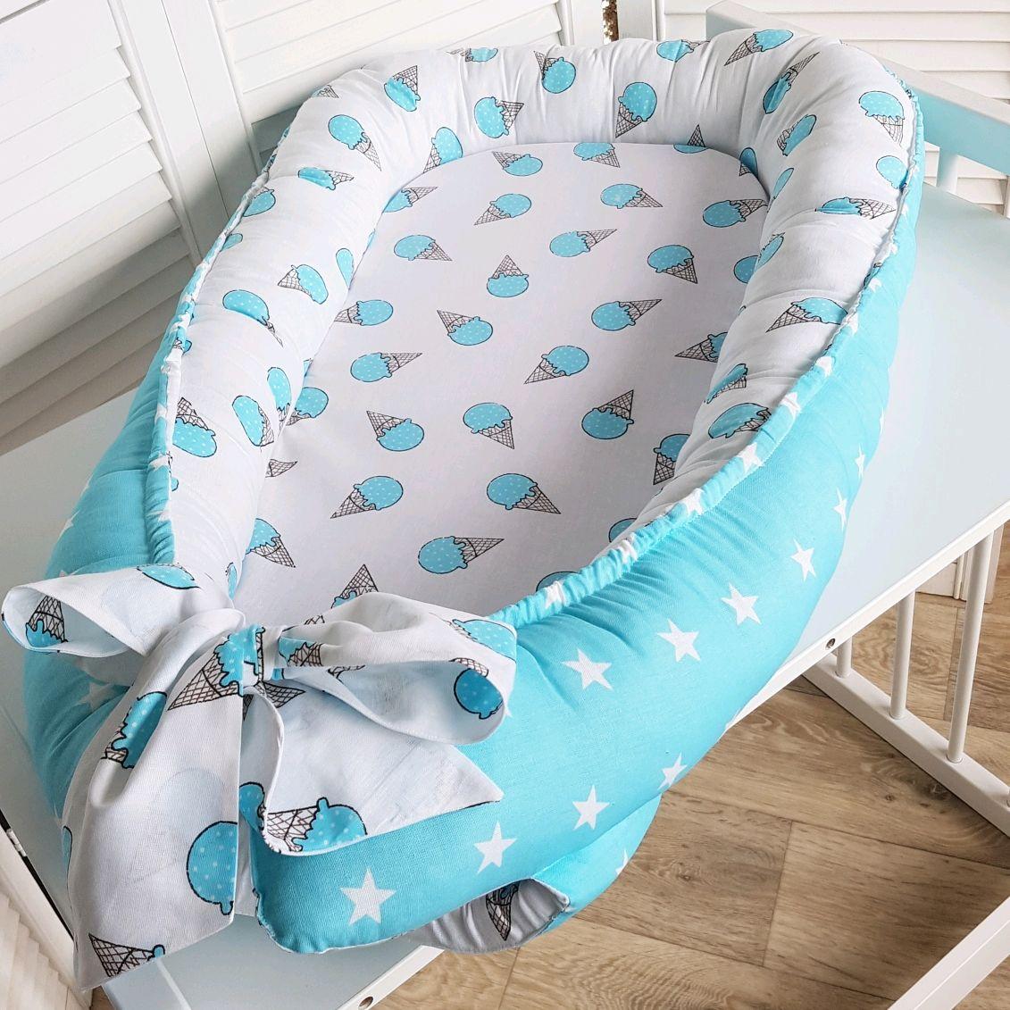 Гнездышко для малыша, Бортики в кроватку, Сочи,  Фото №1
