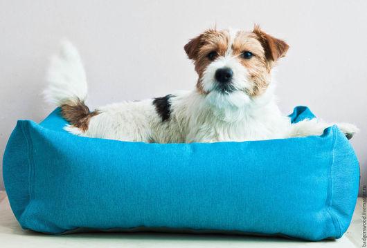 Аксессуары для собак, ручной работы. Ярмарка Мастеров - ручная работа. Купить Лежак для домашних животных. Handmade. Собака, лежак для собак