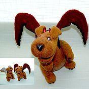 """Куклы и игрушки ручной работы. Ярмарка Мастеров - ручная работа Игрушка """"Ангелы и демоны"""". Handmade."""