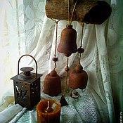 Русский стиль ручной работы. Ярмарка Мастеров - ручная работа Керамический декоративный подвес. Handmade.