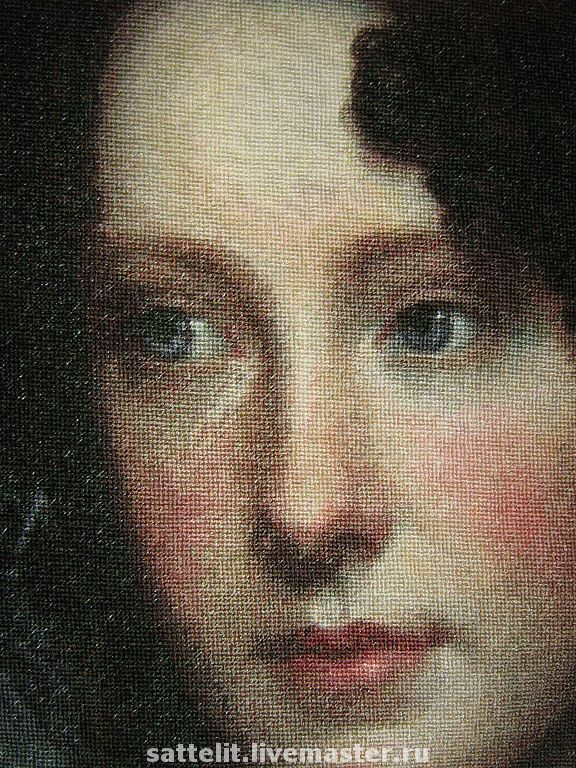 Портрет дочери художника, Картины, Москва,  Фото №1