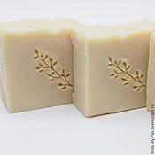 Косметика ручной работы. Ярмарка Мастеров - ручная работа Натуральное мыло Молочное, мыло с нуля. Handmade.