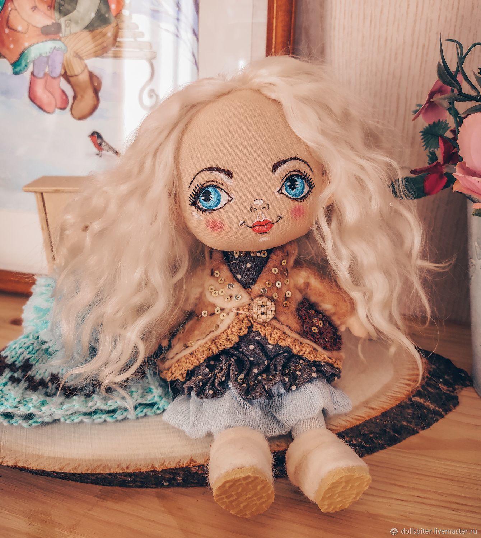 Малышка Снежана, Куклы и пупсы, Санкт-Петербург,  Фото №1