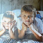 Фотокартины ручной работы. Ярмарка Мастеров - ручная работа Фотокартины: Мальчики. Handmade.
