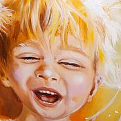 Картины и панно handmade. Livemaster - original item Smile!. Handmade.
