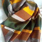 Аксессуары handmade. Livemaster - original item A scarf a stole Autumn forest. Handmade.