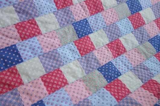 Пледы и одеяла ручной работы. Ярмарка Мастеров - ручная работа. Купить Детское одеяло-покрывало. Handmade. Одеяло детское, для детской