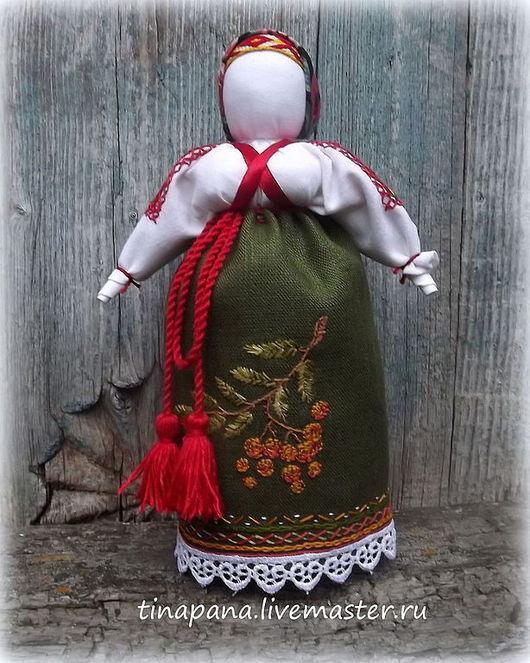 """Народные куклы ручной работы. Ярмарка Мастеров - ручная работа. Купить """"На устроение ЛАДА в семье""""  авторская кукла. Handmade."""