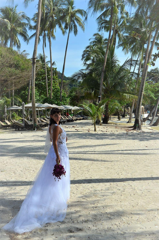 Wedding dress 'Heavenly delight', Wedding dresses, Rostov-on-Don,  Фото №1