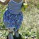 Юбки ручной работы. Юбка из американского хлопка МАЯКИ. SUN KIDS  (Катерина). Ярмарка Мастеров. Юбочка на девочку, юбка татьянка