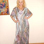 Одежда ручной работы. Ярмарка Мастеров - ручная работа платье Жемчужный блеск. Handmade.