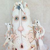 Куклы и игрушки ручной работы. Ярмарка Мастеров - ручная работа ВЕСЕННЕЕ ОБОСТРЕНИЕ- интерьерная игрушка. Handmade.