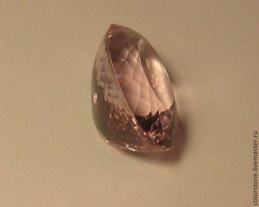 Для украшений ручной работы. Ярмарка Мастеров - ручная работа. Купить морганит 31,96. Handmade. Розовый, морганит