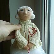 Куклы и игрушки ручной работы. Ярмарка Мастеров - ручная работа Создание Ангельское.. Handmade.