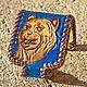 Order Purse handmade 'Bear' - color. schwanzchen. Livemaster. . Wallets Фото №3