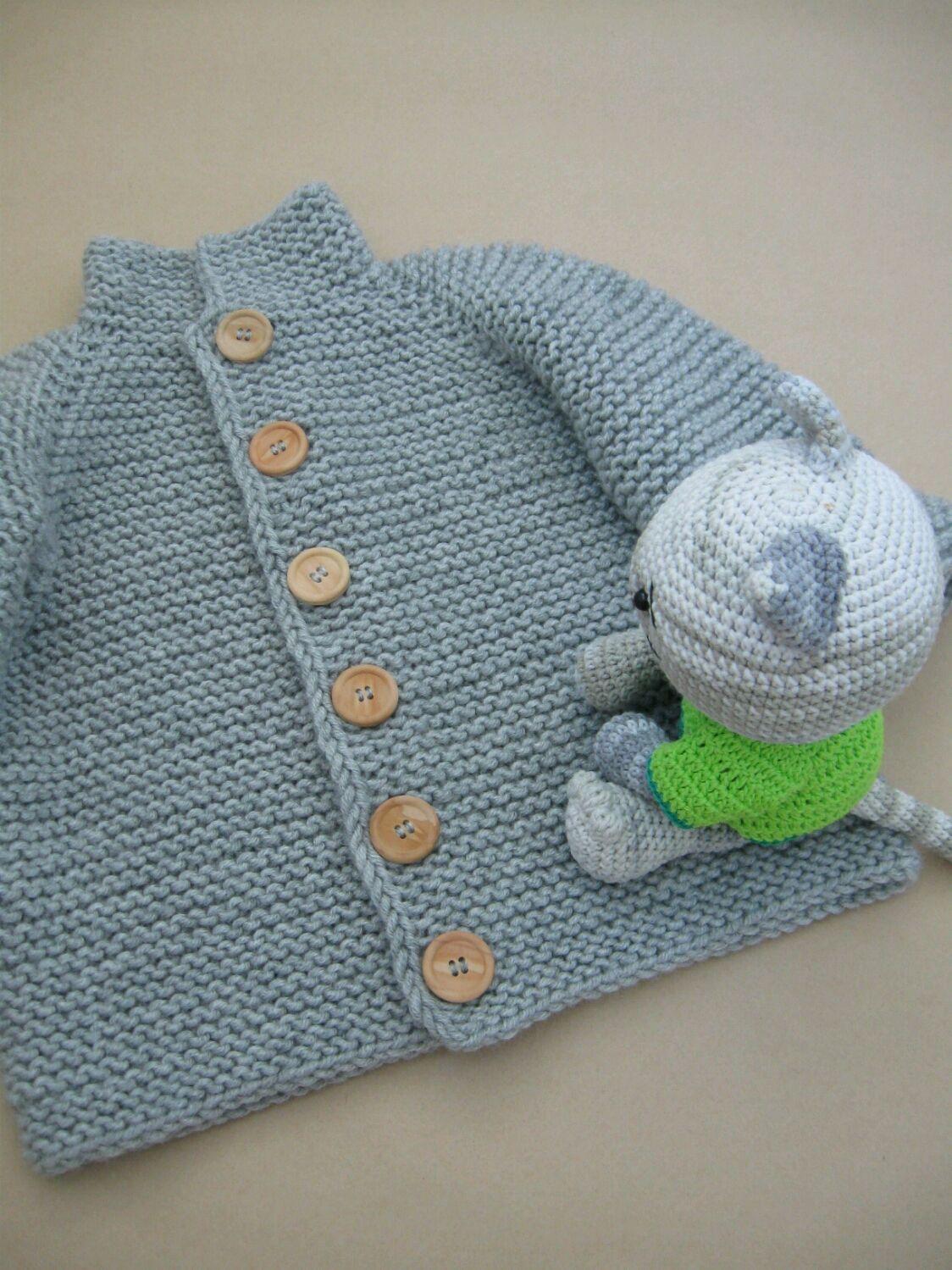 Кардиган без капюшона на мальчика 1-2 года, Одежда для мальчиков, Йошкар-Ола, Фото №1