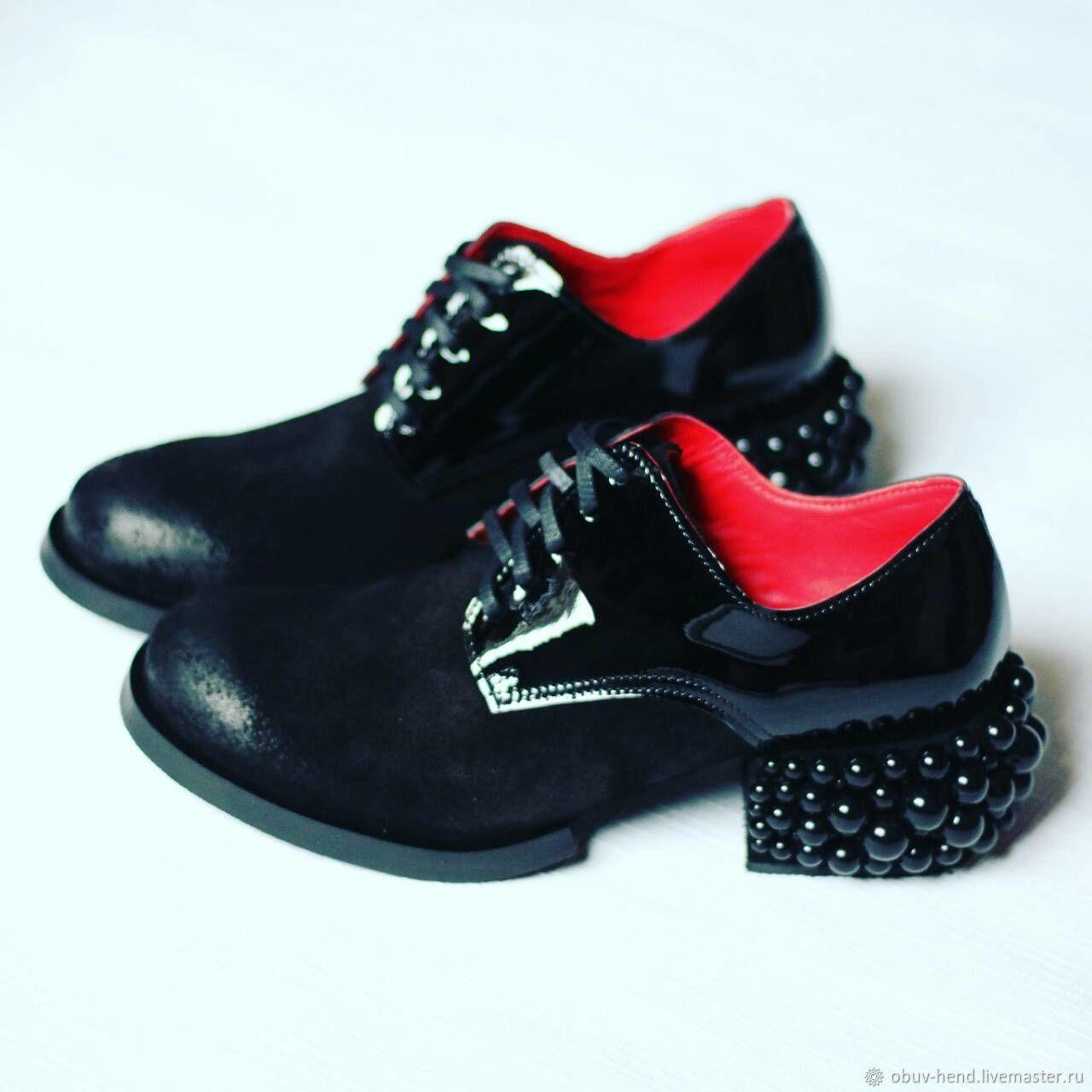 Туфли с бусами, Туфли, Оренбург,  Фото №1