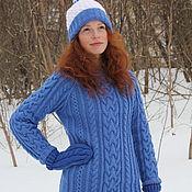 Одежда handmade. Livemaster - original item Winter sweater. Handmade.