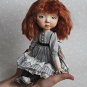 Куклы и игрушки ручной работы. Ярмарка Мастеров - ручная работа Лола, кукла будуарная. Handmade.