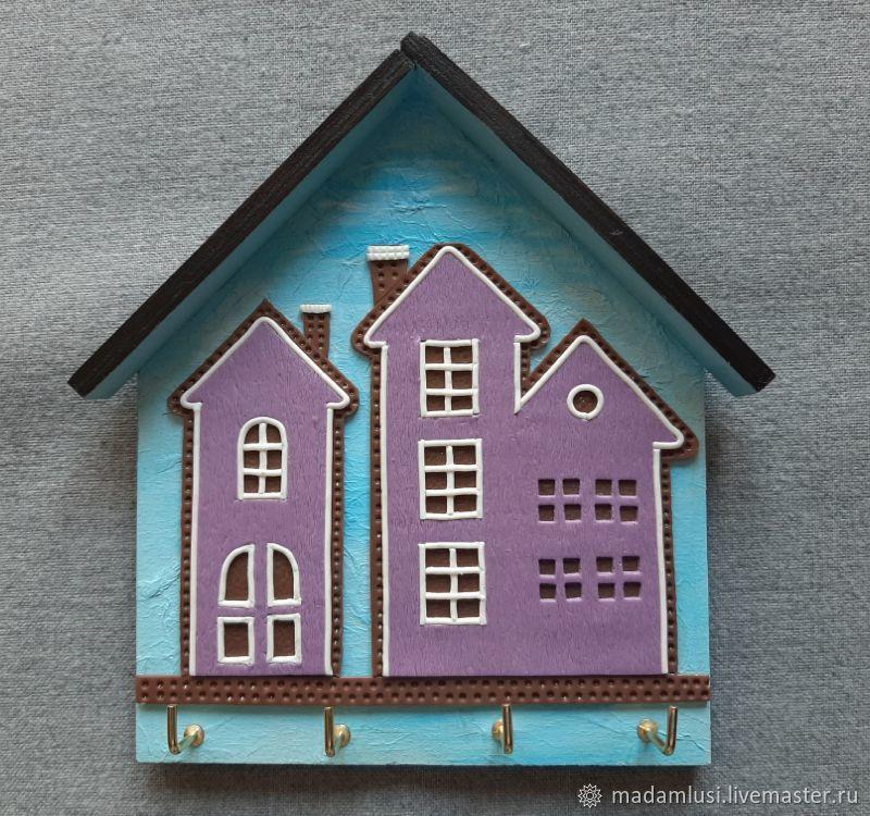 Housekeeper Gingerbread Town. The housekeeper wall, Housekeeper, Shuya,  Фото №1