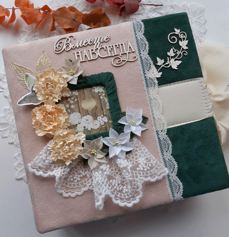 Свадебный фотоальбом, Подарки, Дубна,  Фото №1