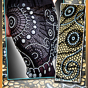 "Материалы для творчества ручной работы. Ярмарка Мастеров - ручная работа Мастер-класс на юбку ""Picasso"". Handmade."