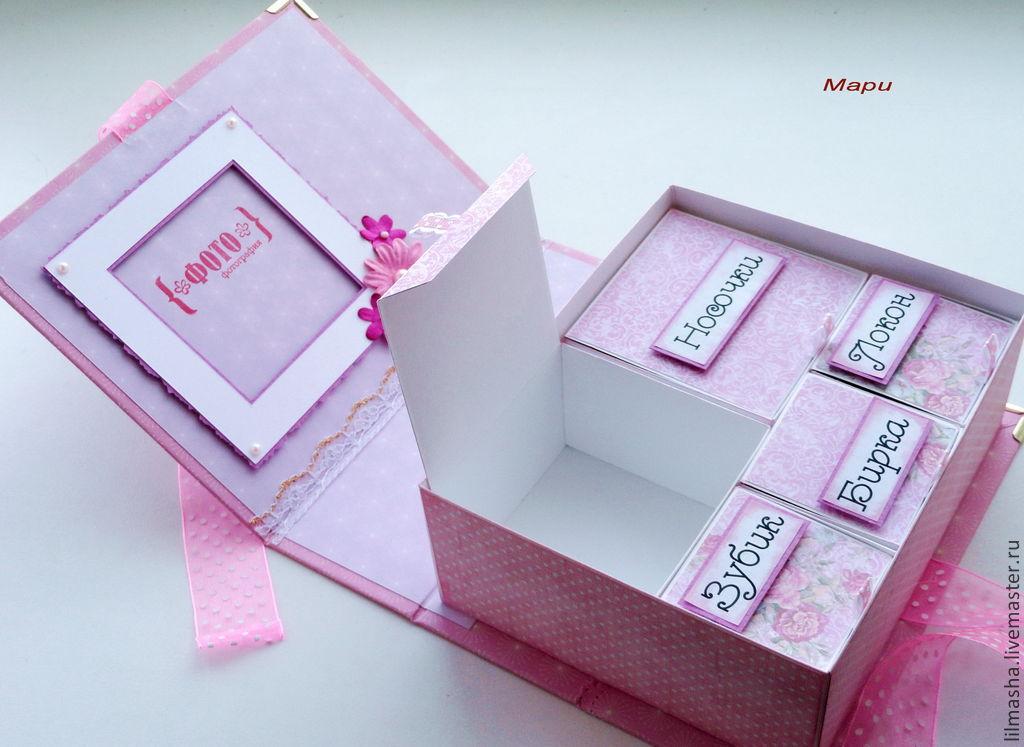 Как сделать мамины сокровища своими руками 8 коробок 53