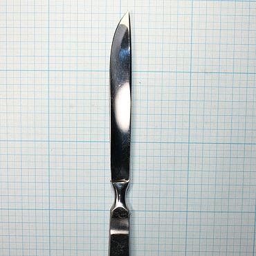 Материалы для творчества ручной работы. Ярмарка Мастеров - ручная работа Нож ампутационный малый 250 мм. Handmade.
