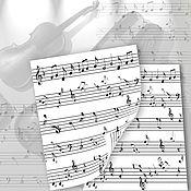 Картины и панно handmade. Livemaster - original item Notes. Unplayed melody. Photo pictures. Handmade.