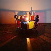 """Для дома и интерьера ручной работы. Ярмарка Мастеров - ручная работа подсвечник """"римский"""". Handmade."""