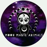 Moon Magic Animals - Ярмарка Мастеров - ручная работа, handmade