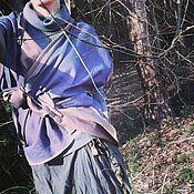 Одежда ручной работы. Ярмарка Мастеров - ручная работа костюм льняной. Handmade.