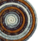 Украшения ручной работы. Ярмарка Мастеров - ручная работа Украшение на шею Lasso Ray вязаный шарф колье бусы. Handmade.