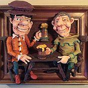 Куклы и игрушки ручной работы. Ярмарка Мастеров - ручная работа Пивная тема. Handmade.