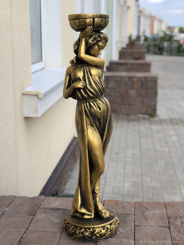 Скульптура из бетона москва купить бетону мешалку