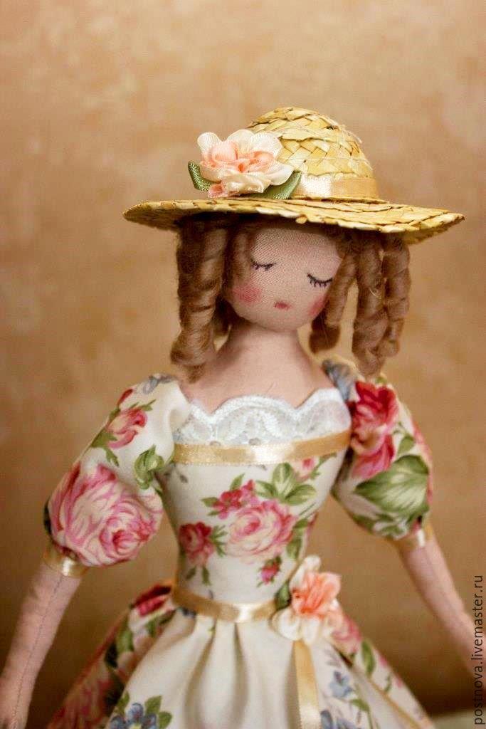 Куколка - копилка, Куклы, Москва, Фото №1