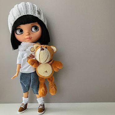 Куклы и игрушки ручной работы. Ярмарка Мастеров - ручная работа Кукла Блайз! Blythe! Нина). Handmade.