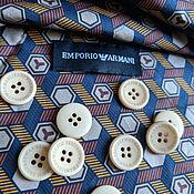 Материалы для творчества handmade. Livemaster - original item Armani style buttons. Handmade.