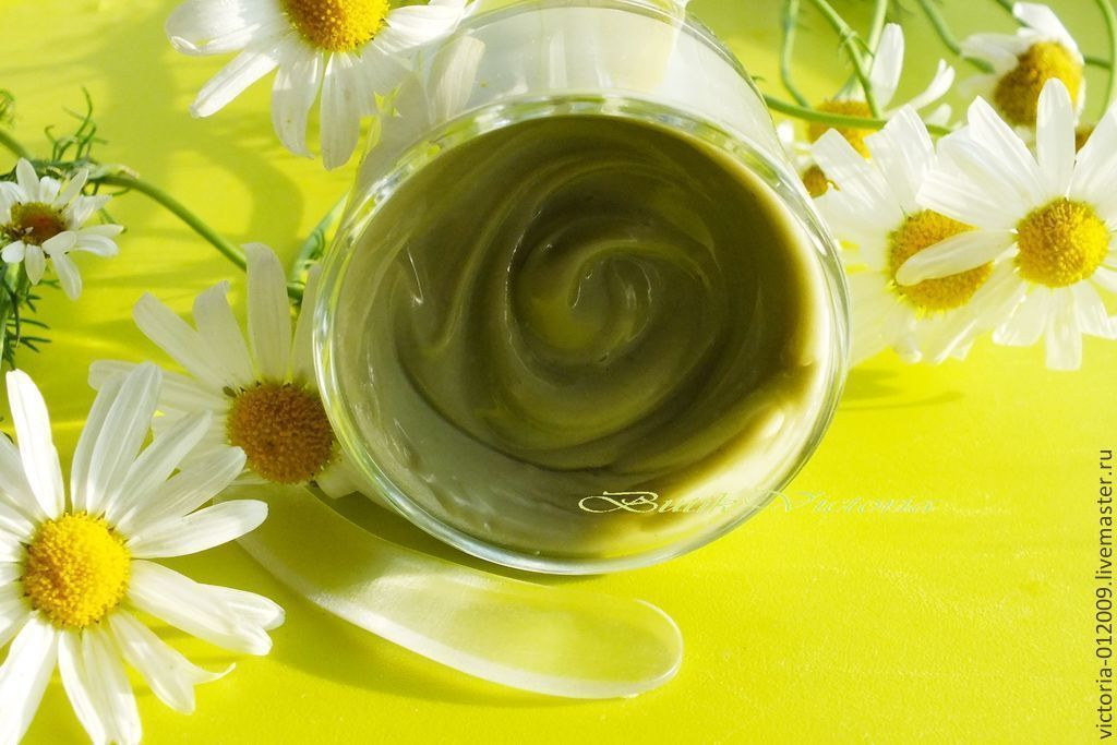 A face mask with Chamomile and Cucumber. For sensitive skin, Mask for the face, Moscow,  Фото №1